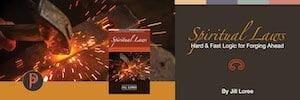 Boek met spirituele wetten uit de Pathwork Guide aangeboden door Jill Loree, Phoenesse